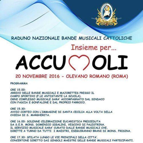 Accumoli - 20 Novembre